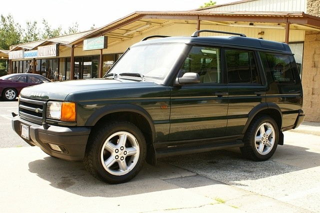 1999 Land Rover Discovery #4