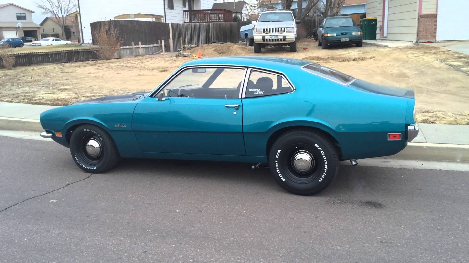 1970 Ford Maverick #14