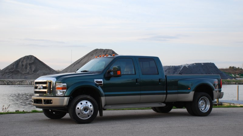 2008 Ford F-450 #5