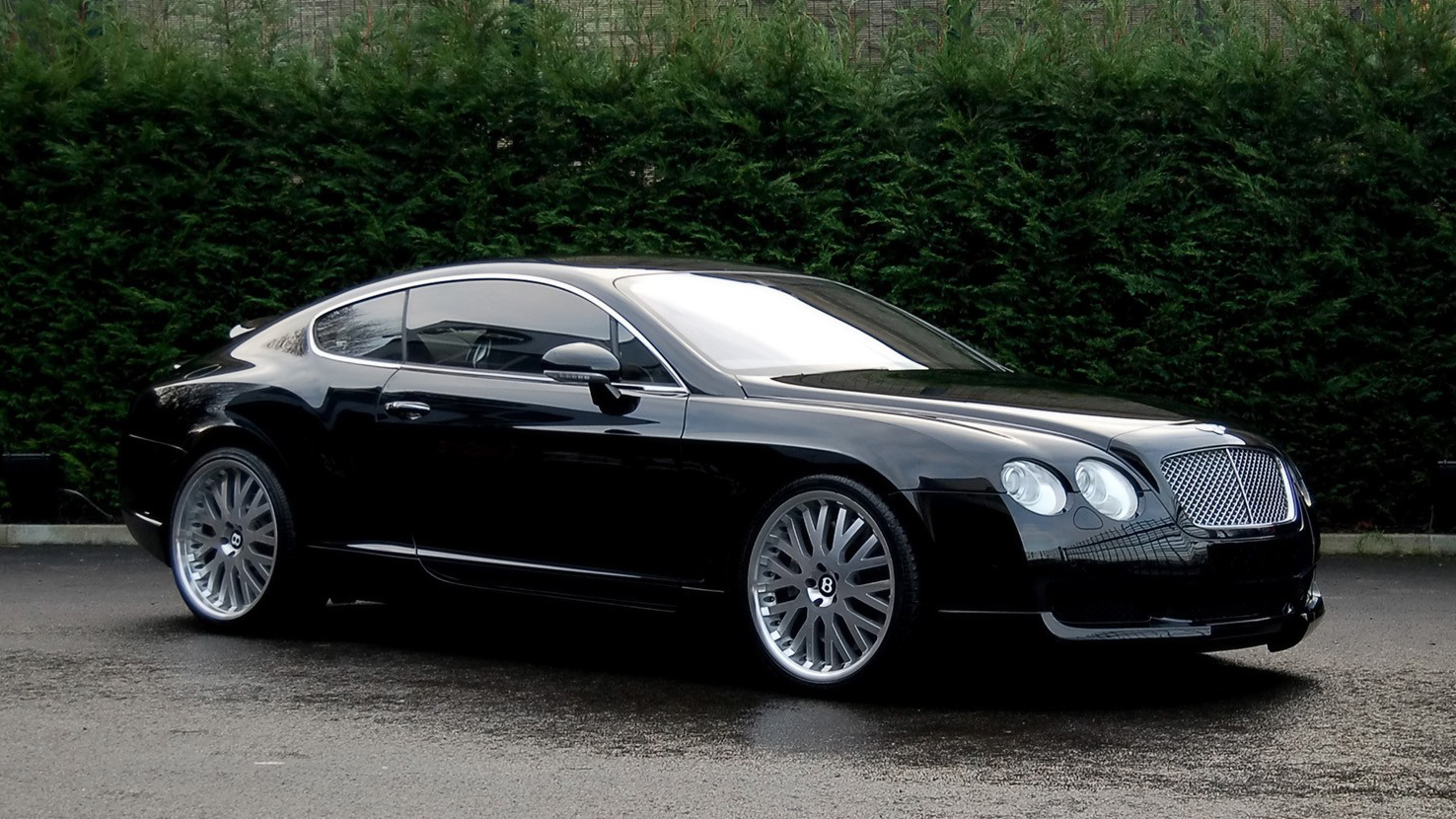 2009 Bentley Continental Gt #11