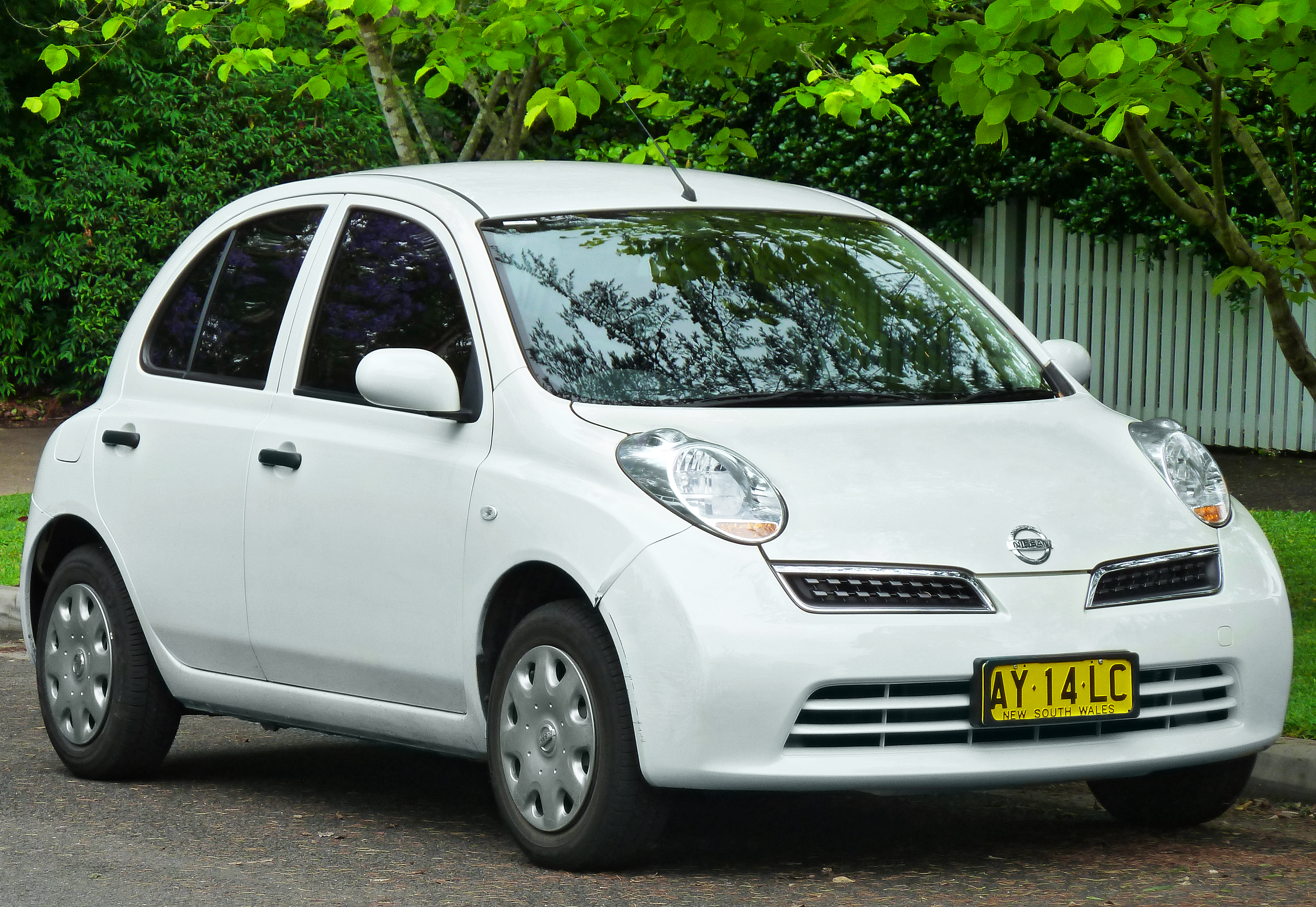 2010 Nissan Micra Photos Informations Articles