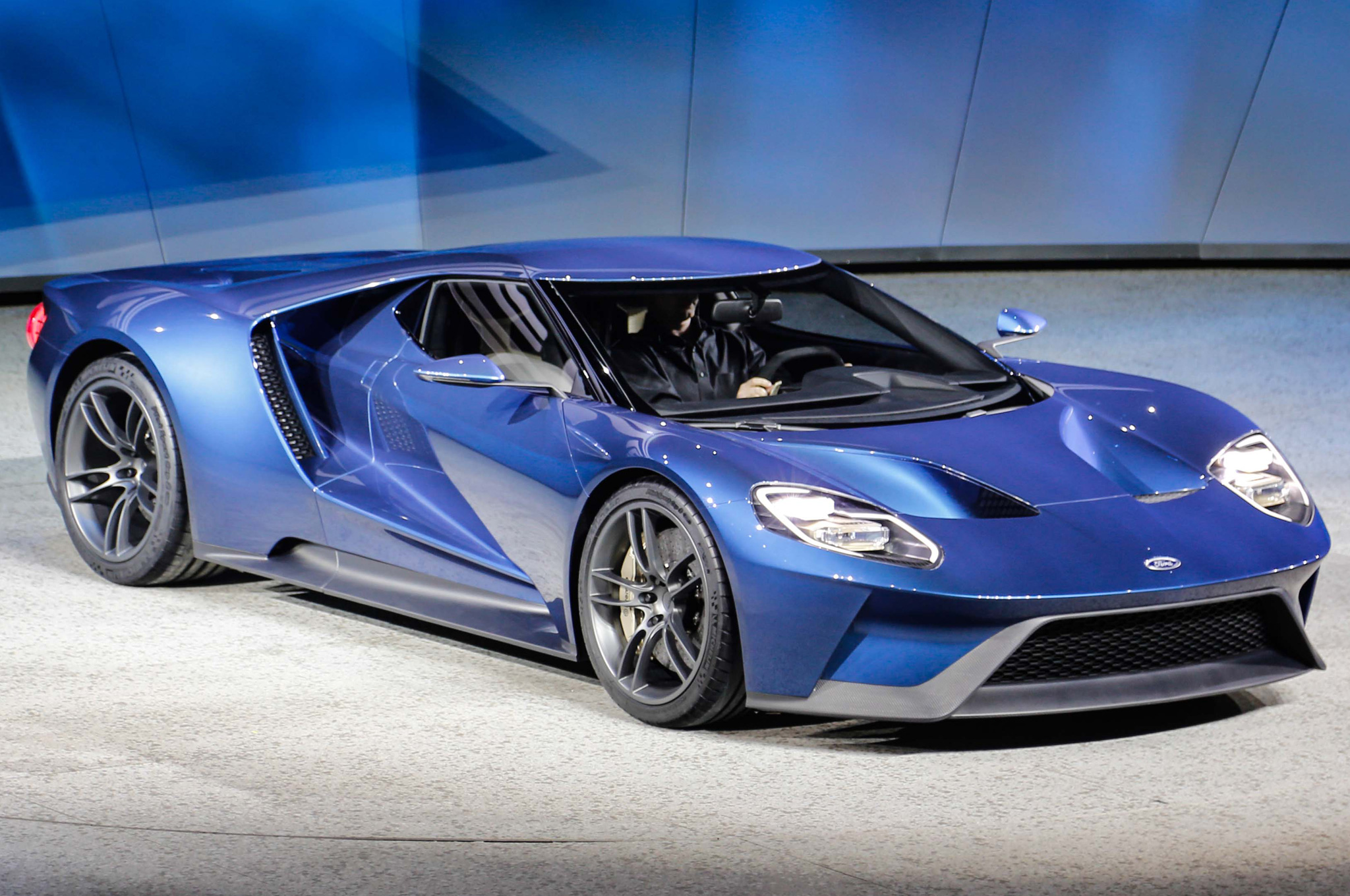 Ford Gt #4