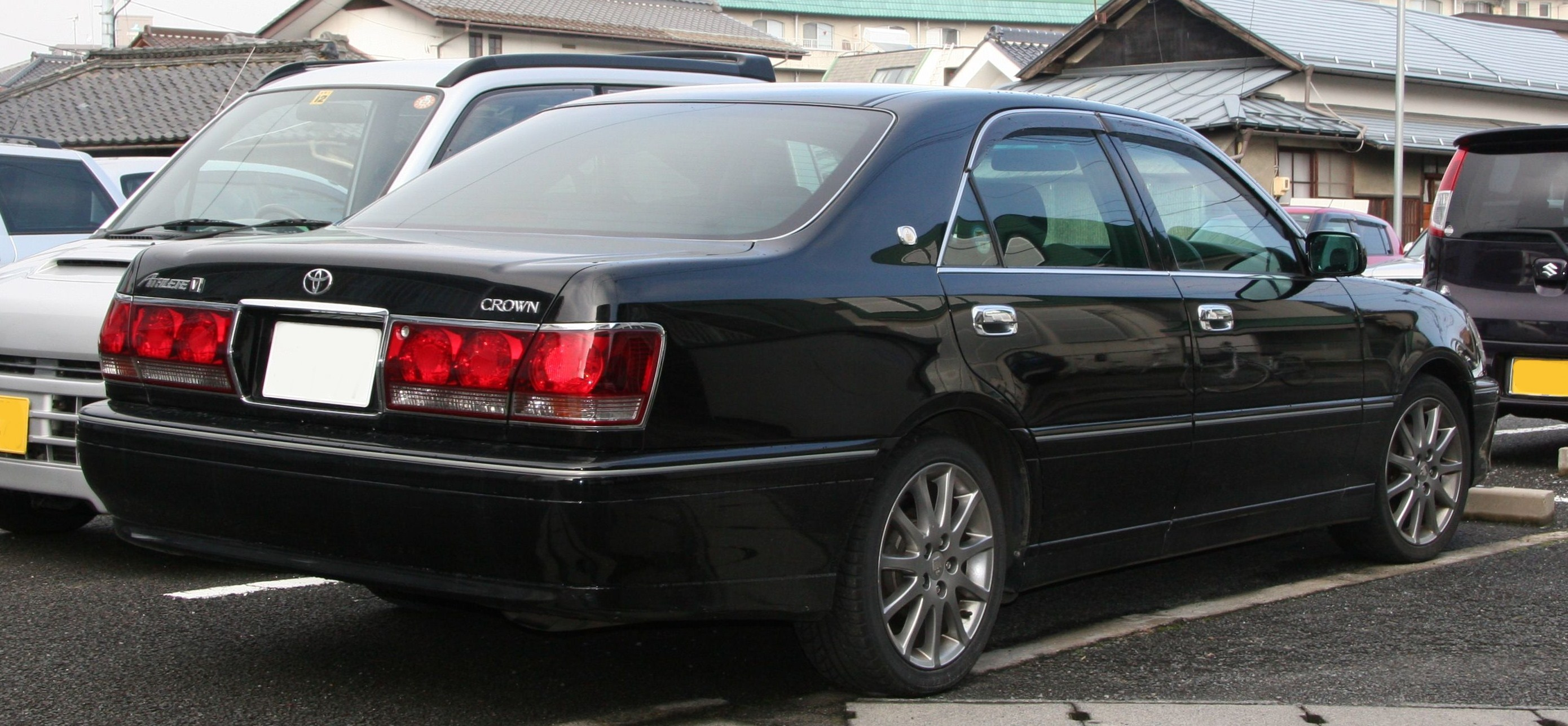 2003 Toyota Crown #7