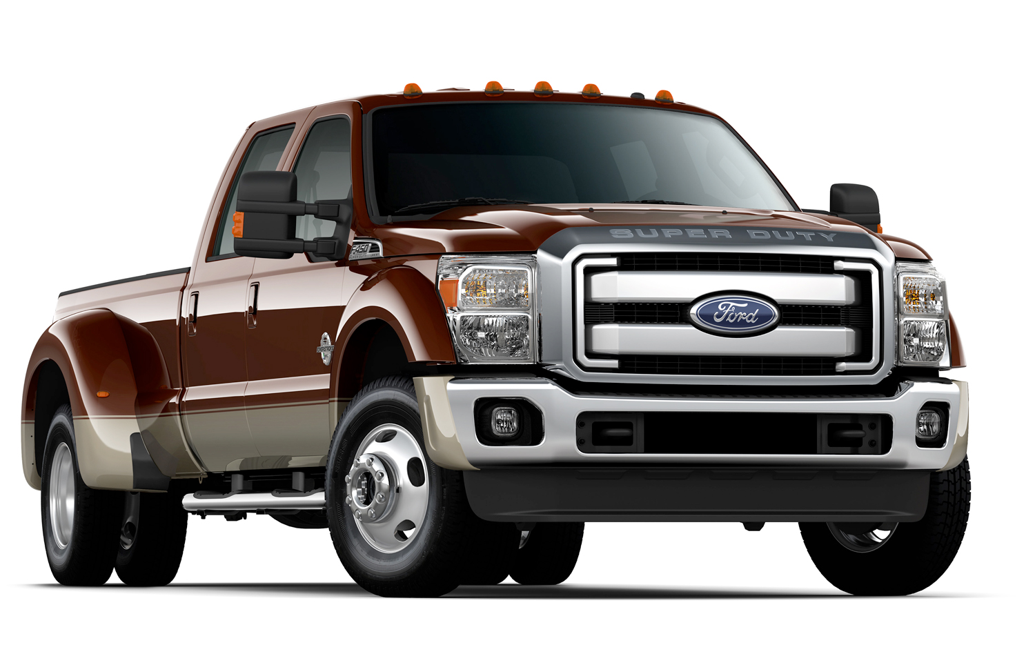 2012 Ford F-450 #2