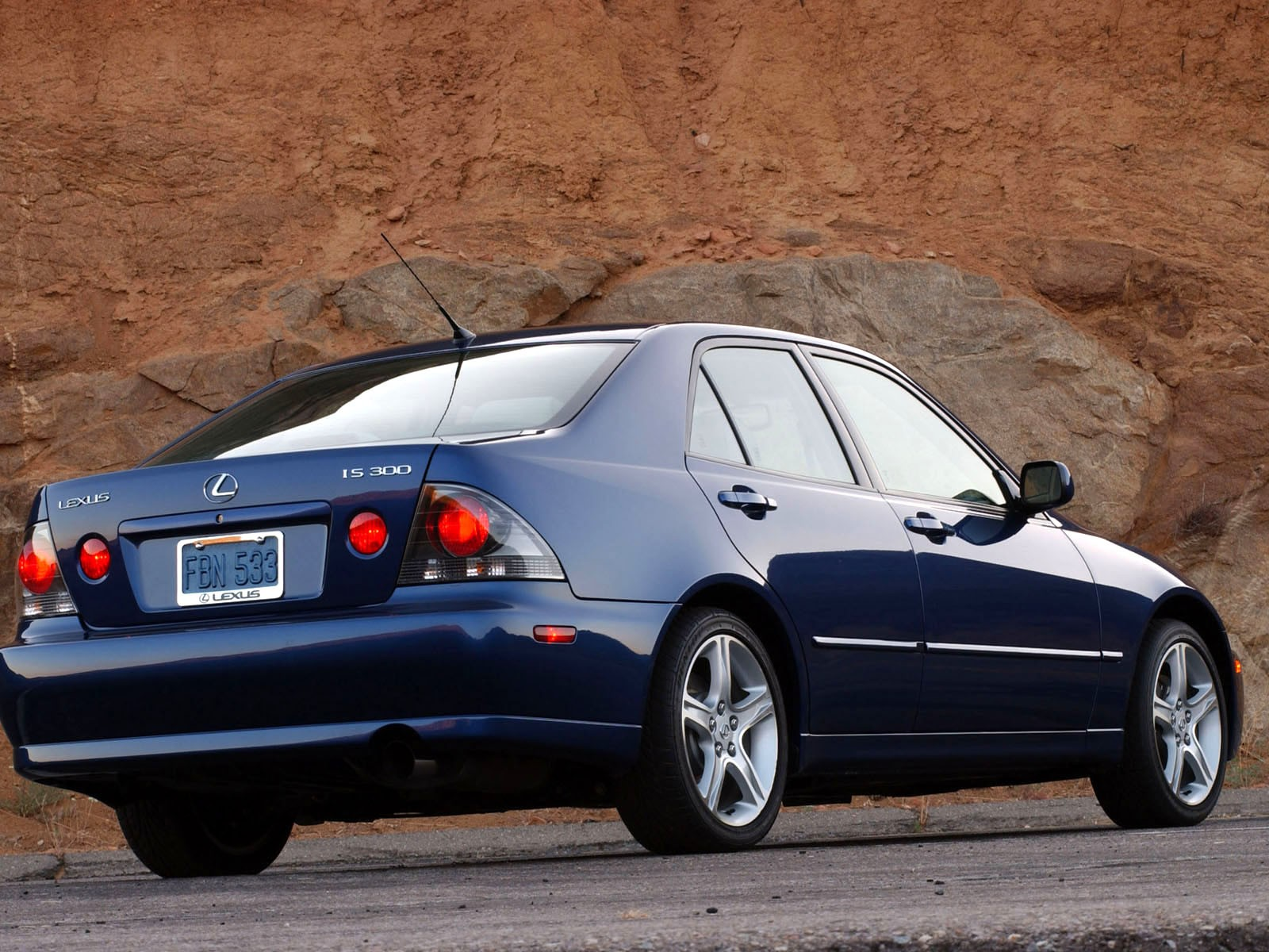 Lexus Is 300 #3