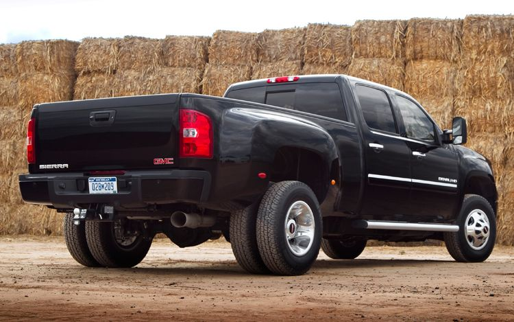 2011 GMC Sierra 3500hd #10
