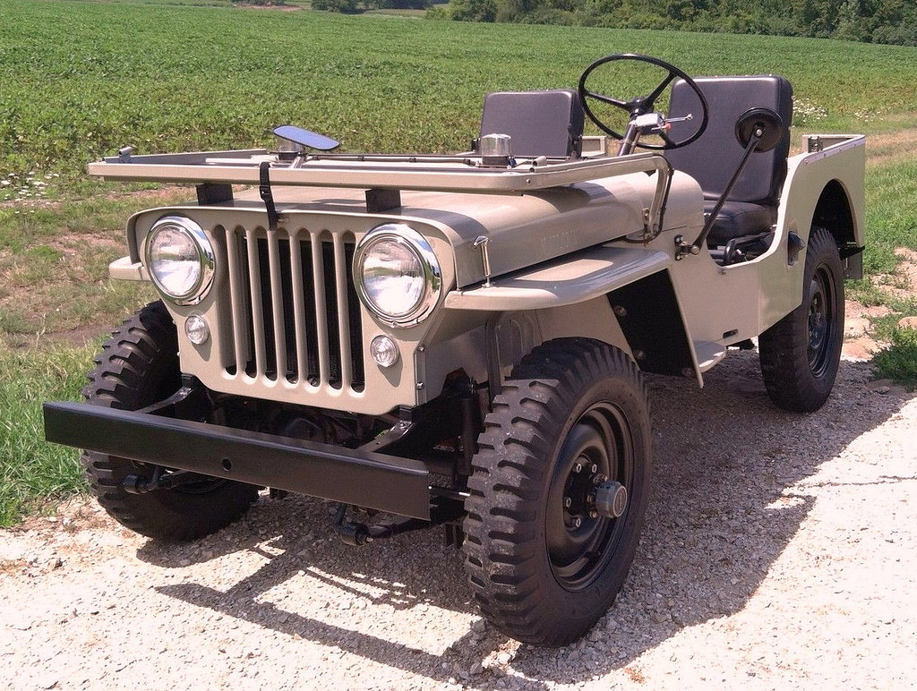 1950 Jeep Cj3a Photos Informations Articles Bestcarmag Com