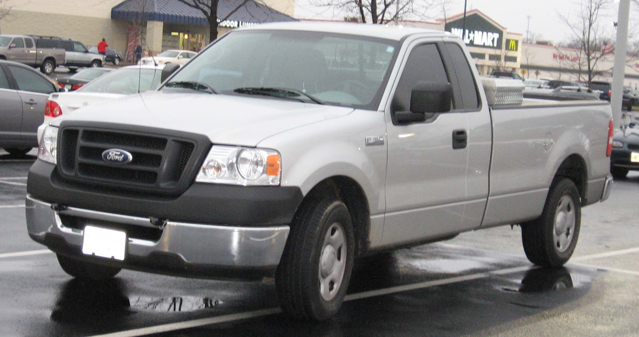 2007 Ford F-150 #6