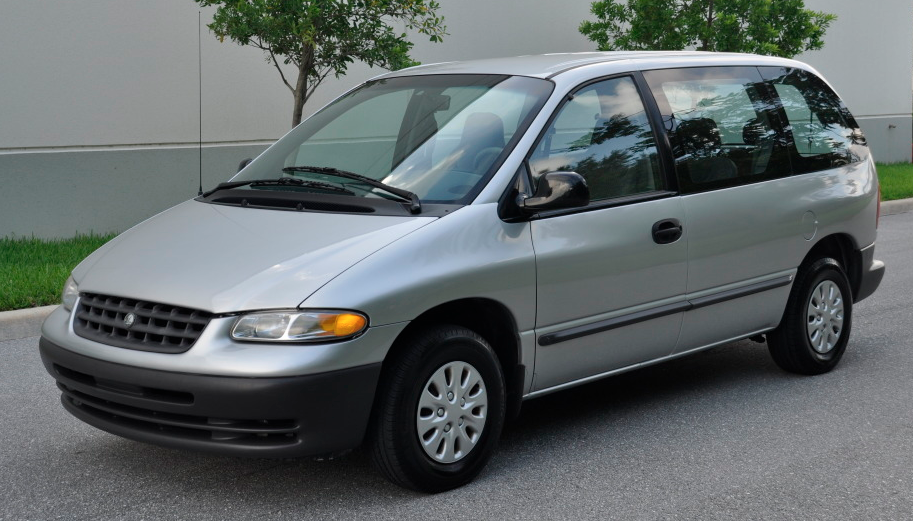 1998 Plymouth Grand Voyager #10