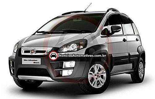 2011 fiat idea photos informations articles for Fiat idea sporting 2011