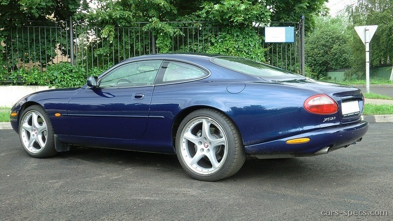 1998 Jaguar Xk-series #8