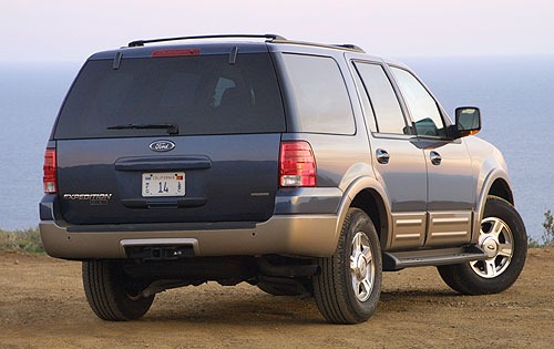 2003 Ford Expedition #6