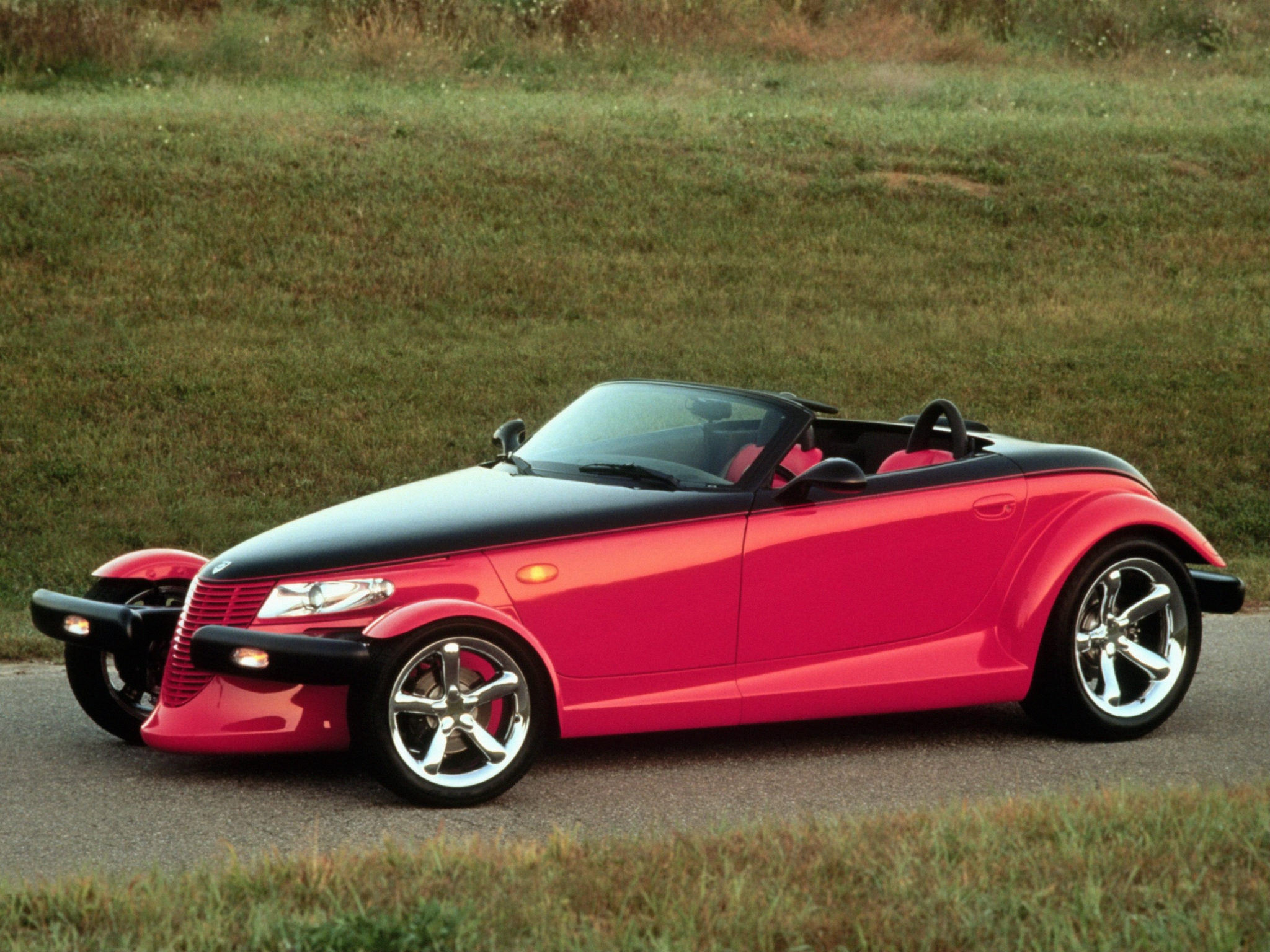 2000 Plymouth Prowler #10