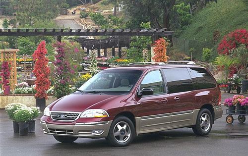 2000 Ford Windstar #2