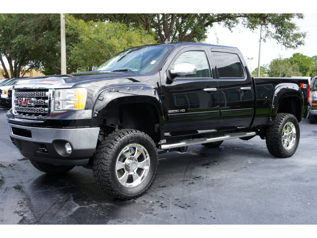2013 GMC Sierra 2500hd #6