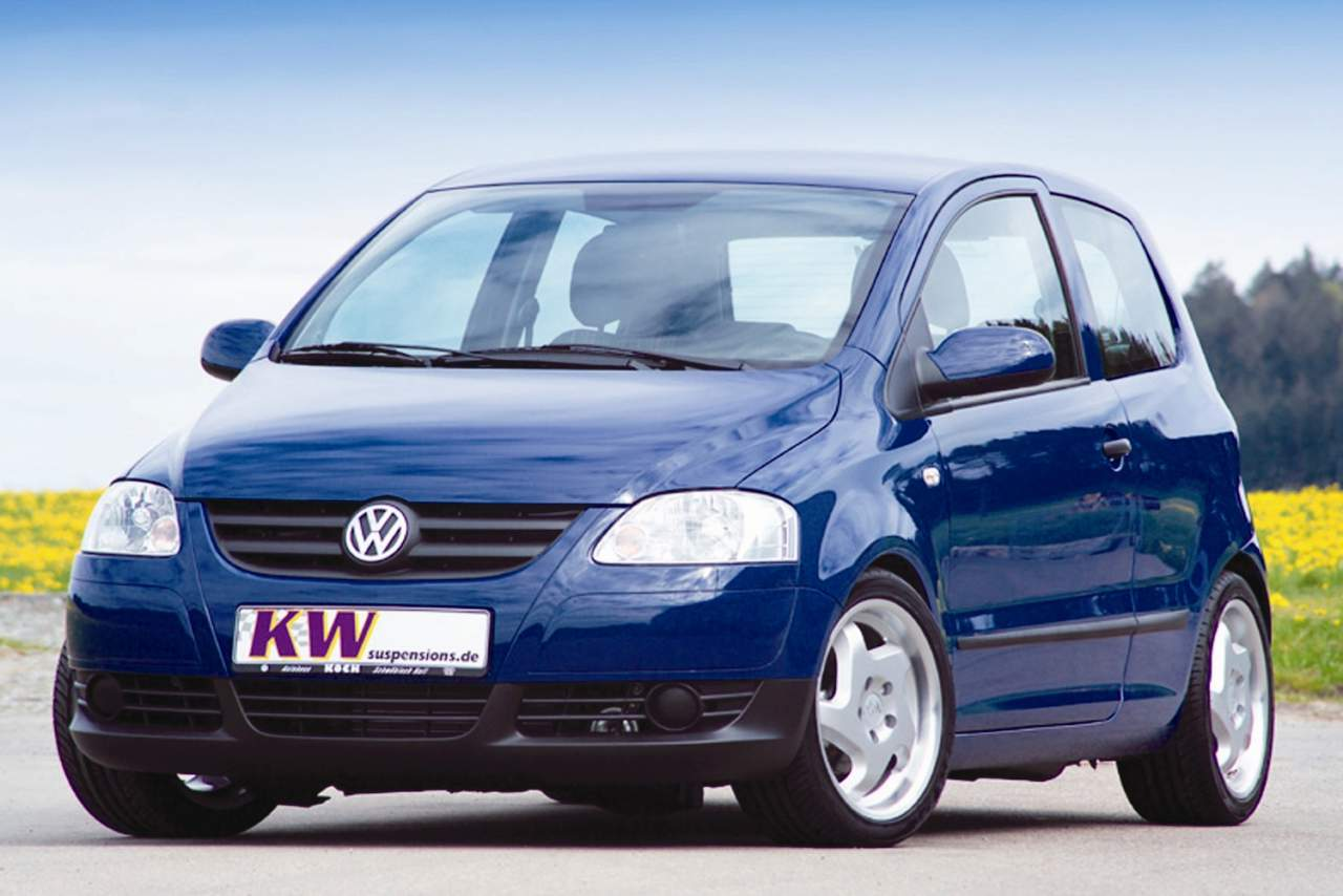 Volkswagen Fox #9