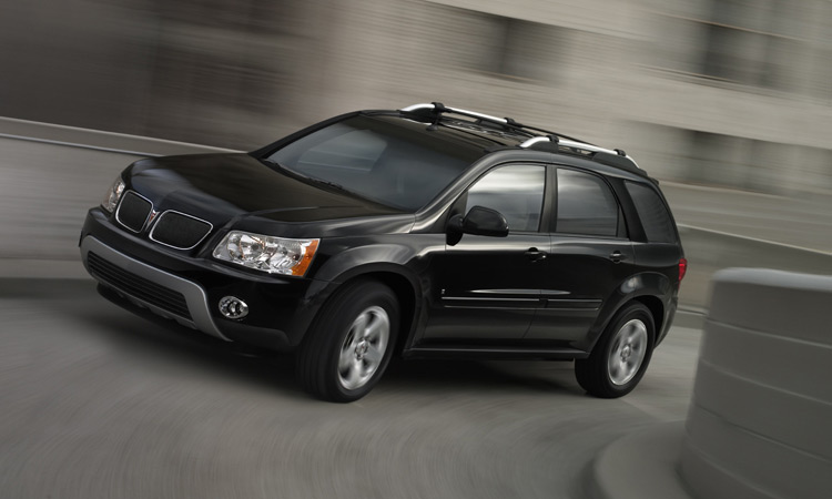 2006 Pontiac Torrent #8