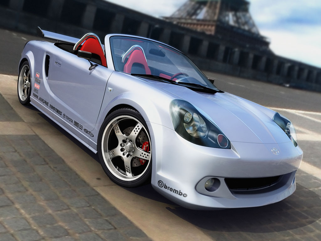 Toyota Mr2 Spyder #10
