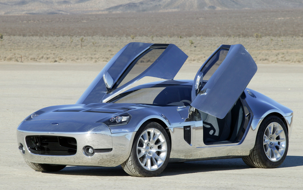 Ford Shelby GR-1 Concept #13