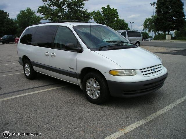 1997 Plymouth Voyager #15