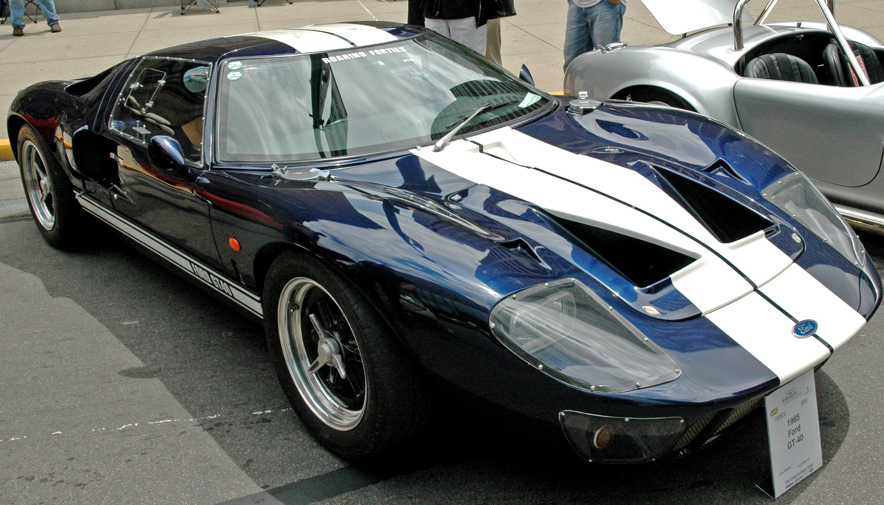 1969 Ford GT 40 #12