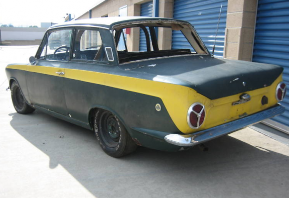 Ford Lotus Cortina #14