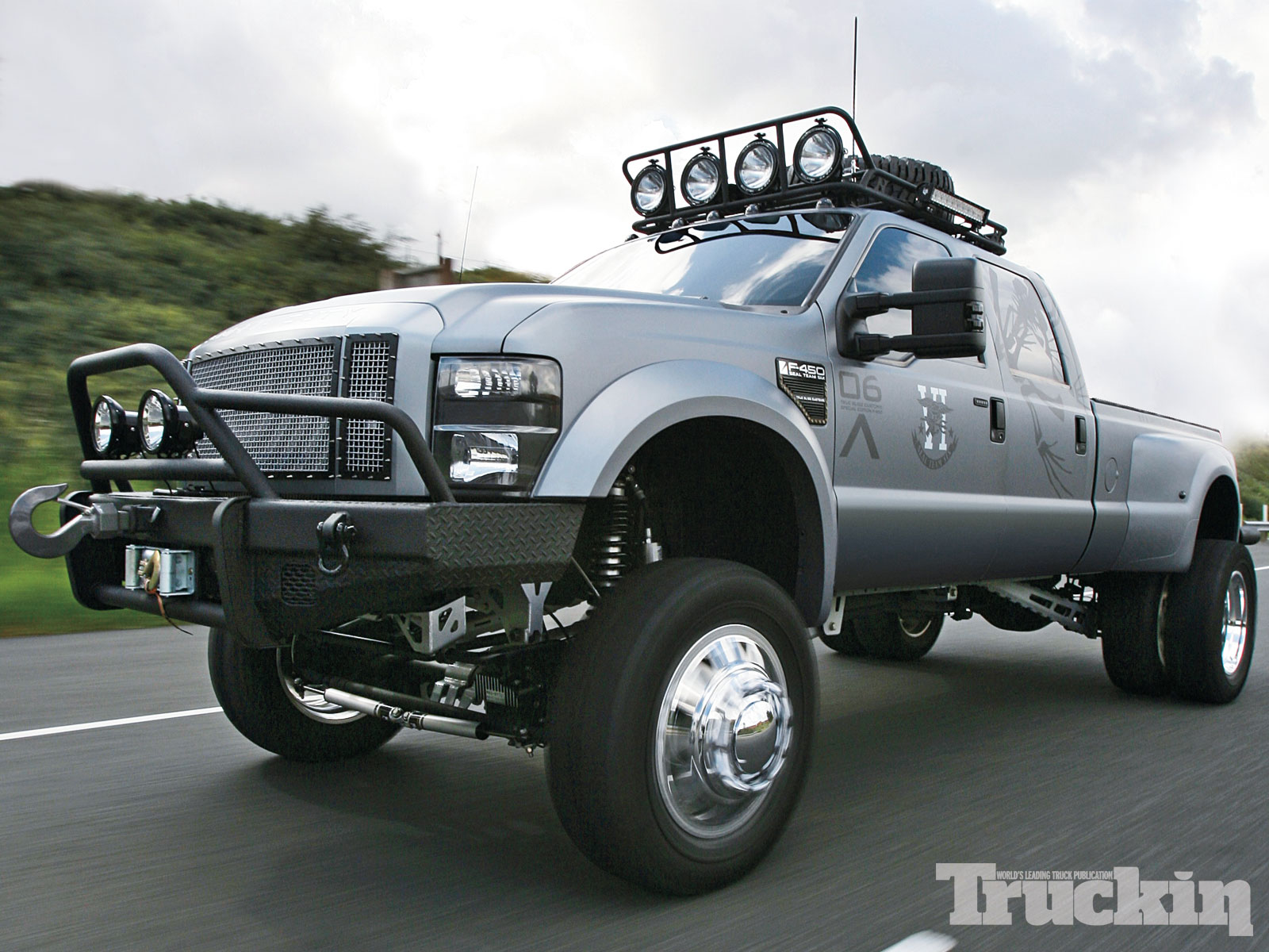 2009 Ford F-450 #12