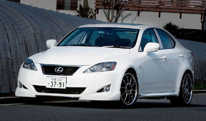 2006 Lexus Is 350 #18