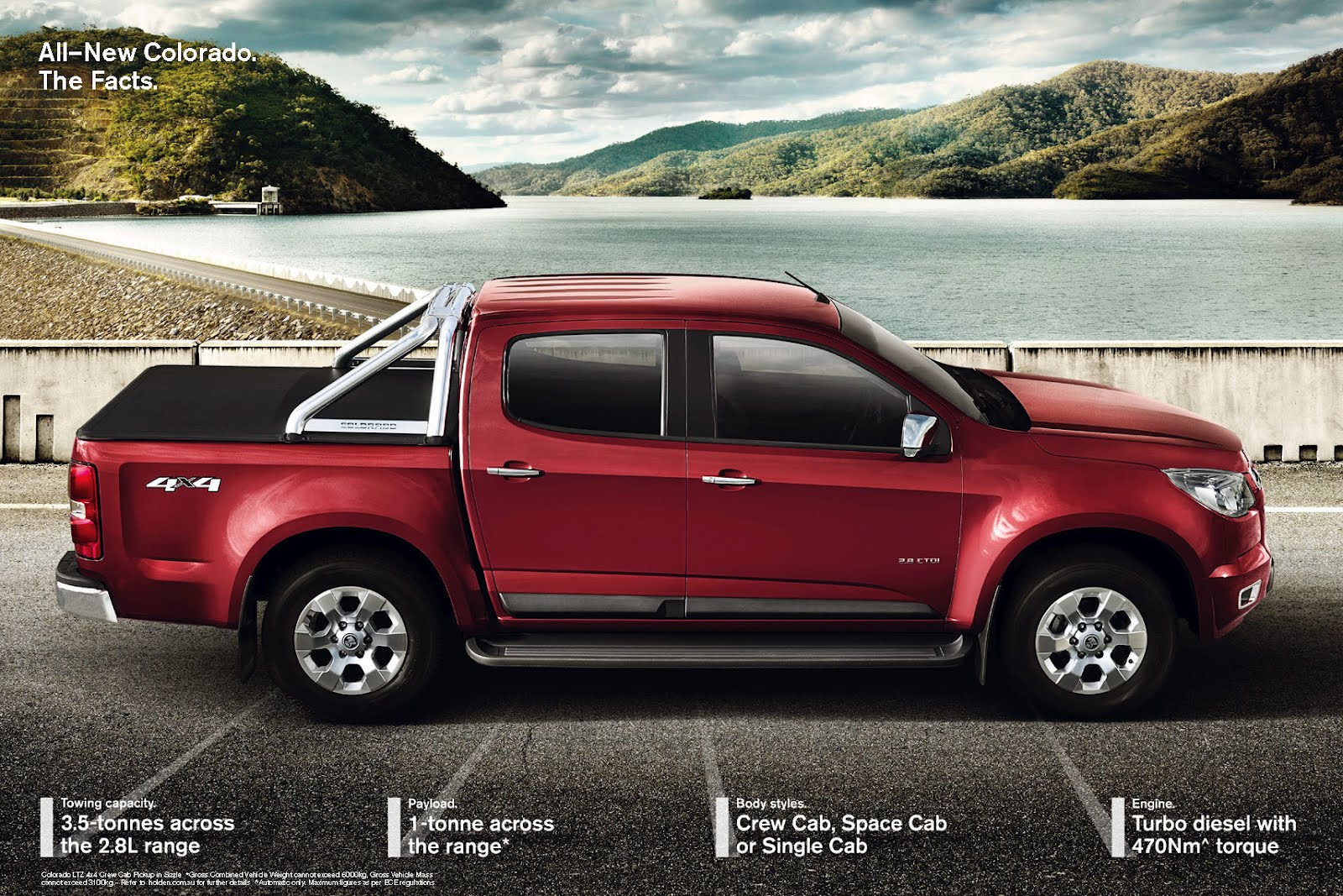 2012 Holden Colorado #9