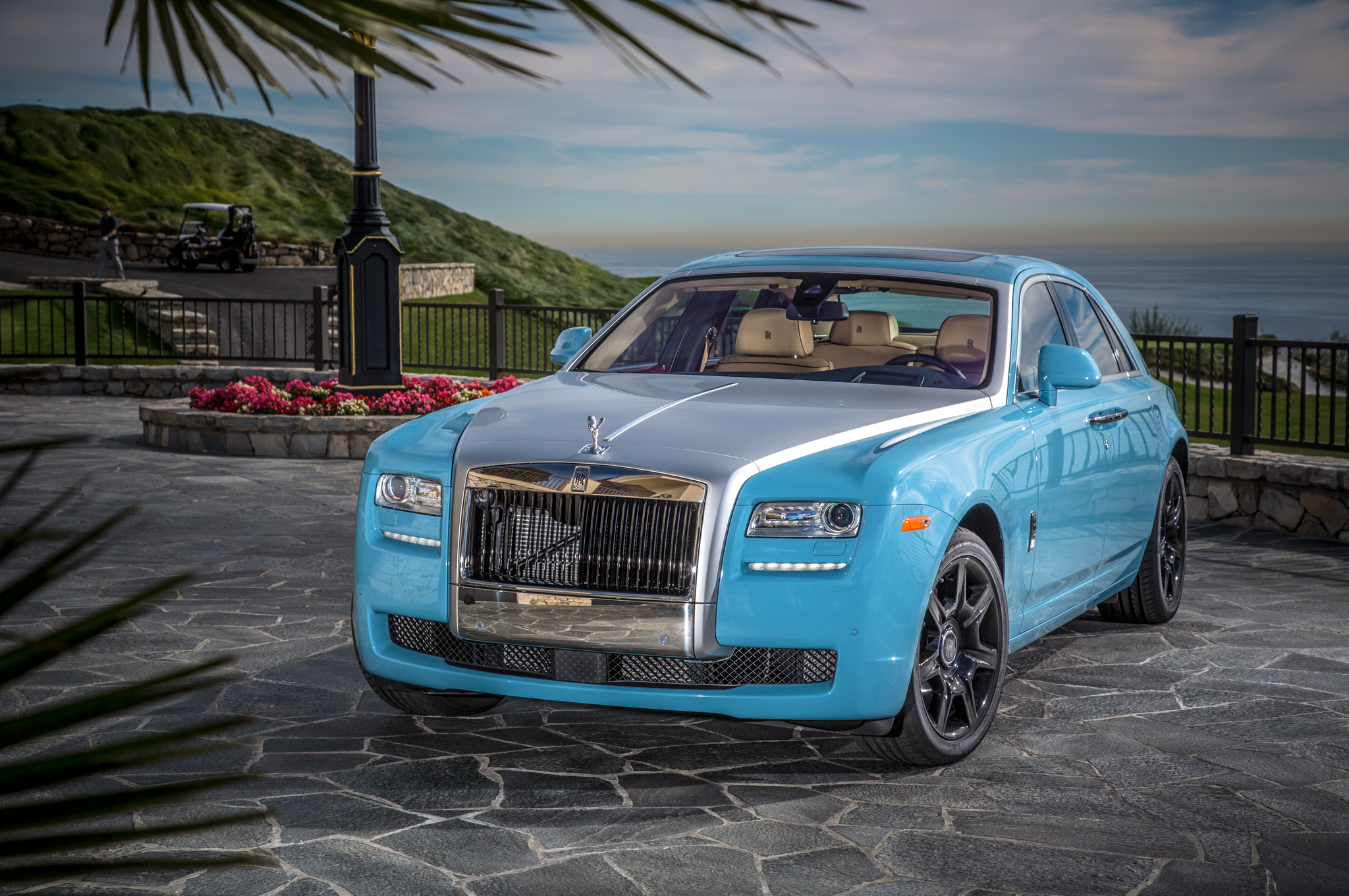 2014 Rolls royce Ghost #8