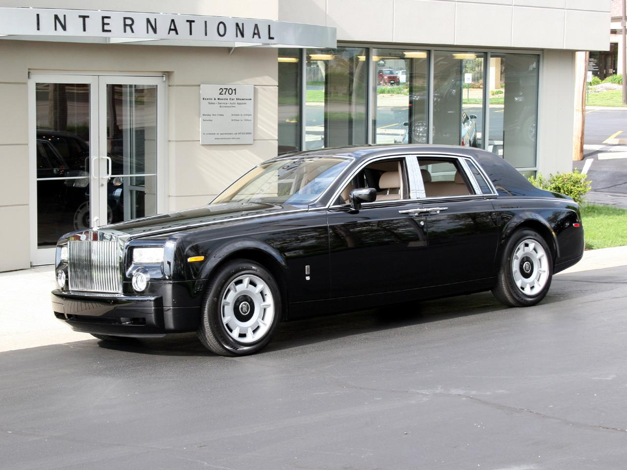 2004 Rolls royce Phantom #6