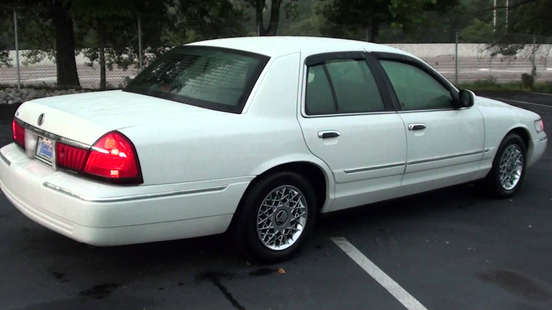 2001 Mercury Grand Marquis #12