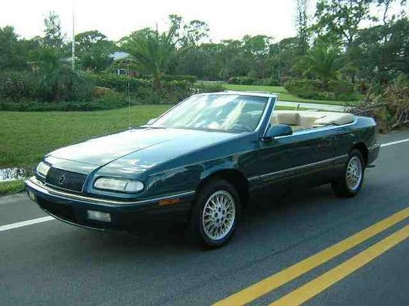 1994 Chrysler Le Baron #11