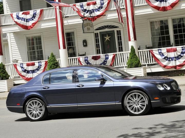 2011 Bentley Continental Flying Spur Speed #15
