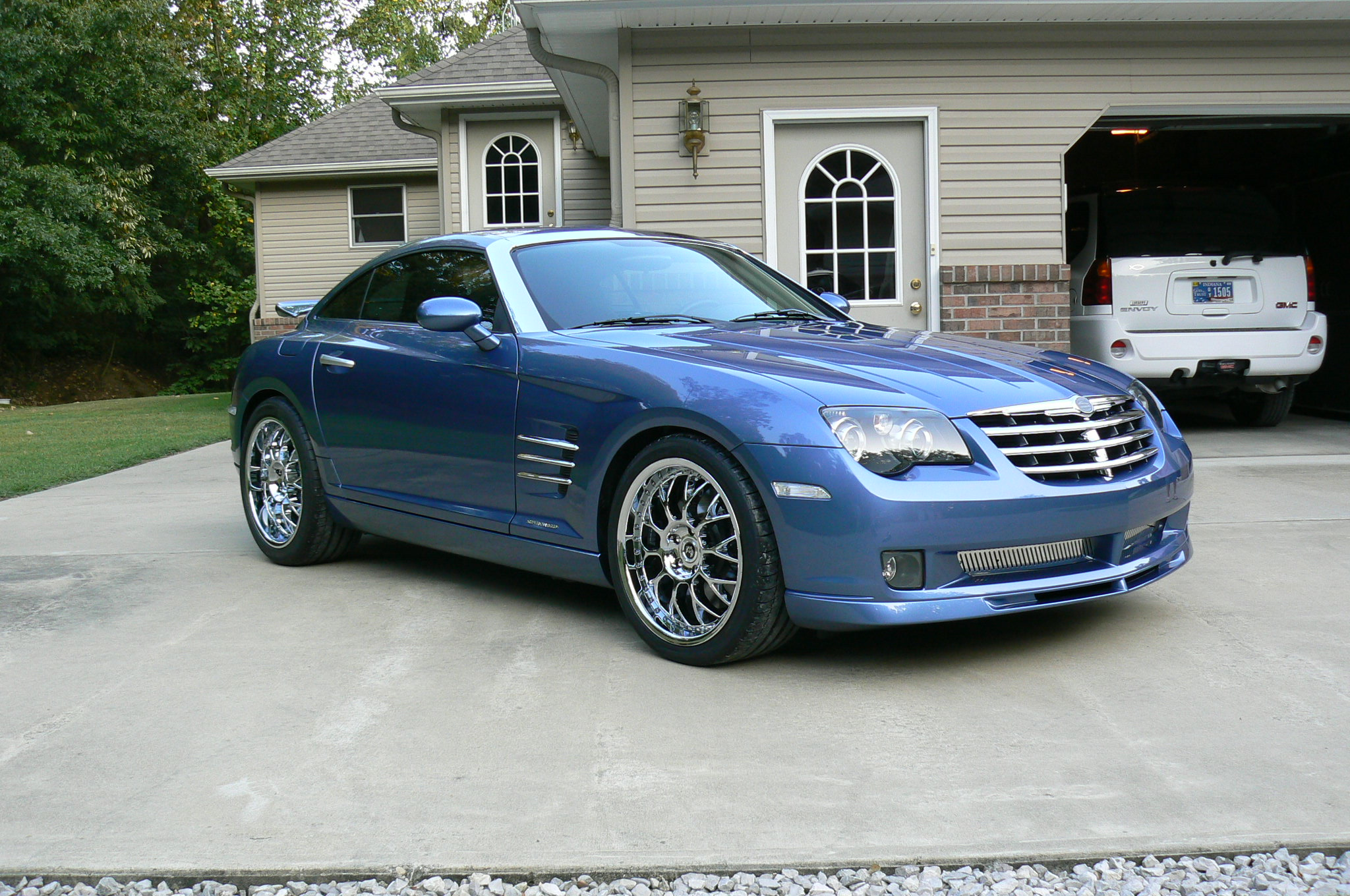 2005 Chrysler Crossfire #16