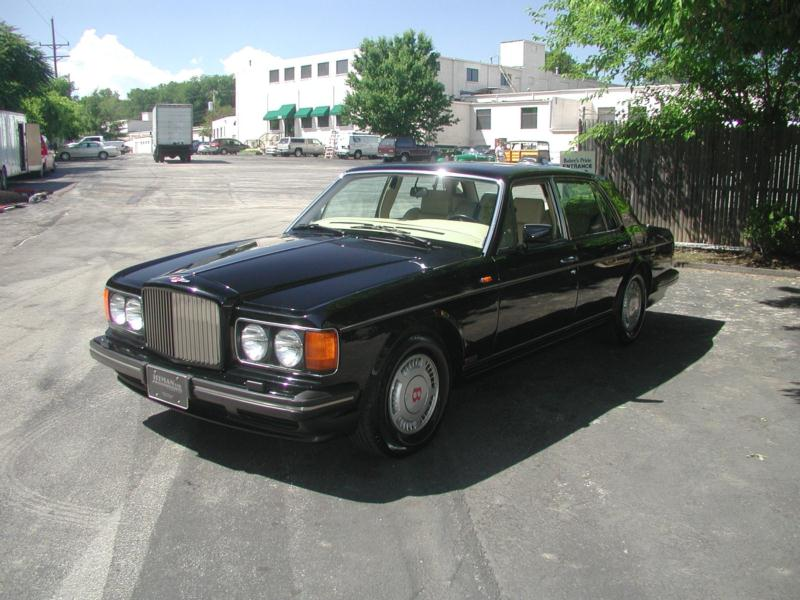1994 Bentley Turbo #8