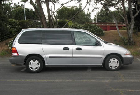 2001 Ford Windstar #2