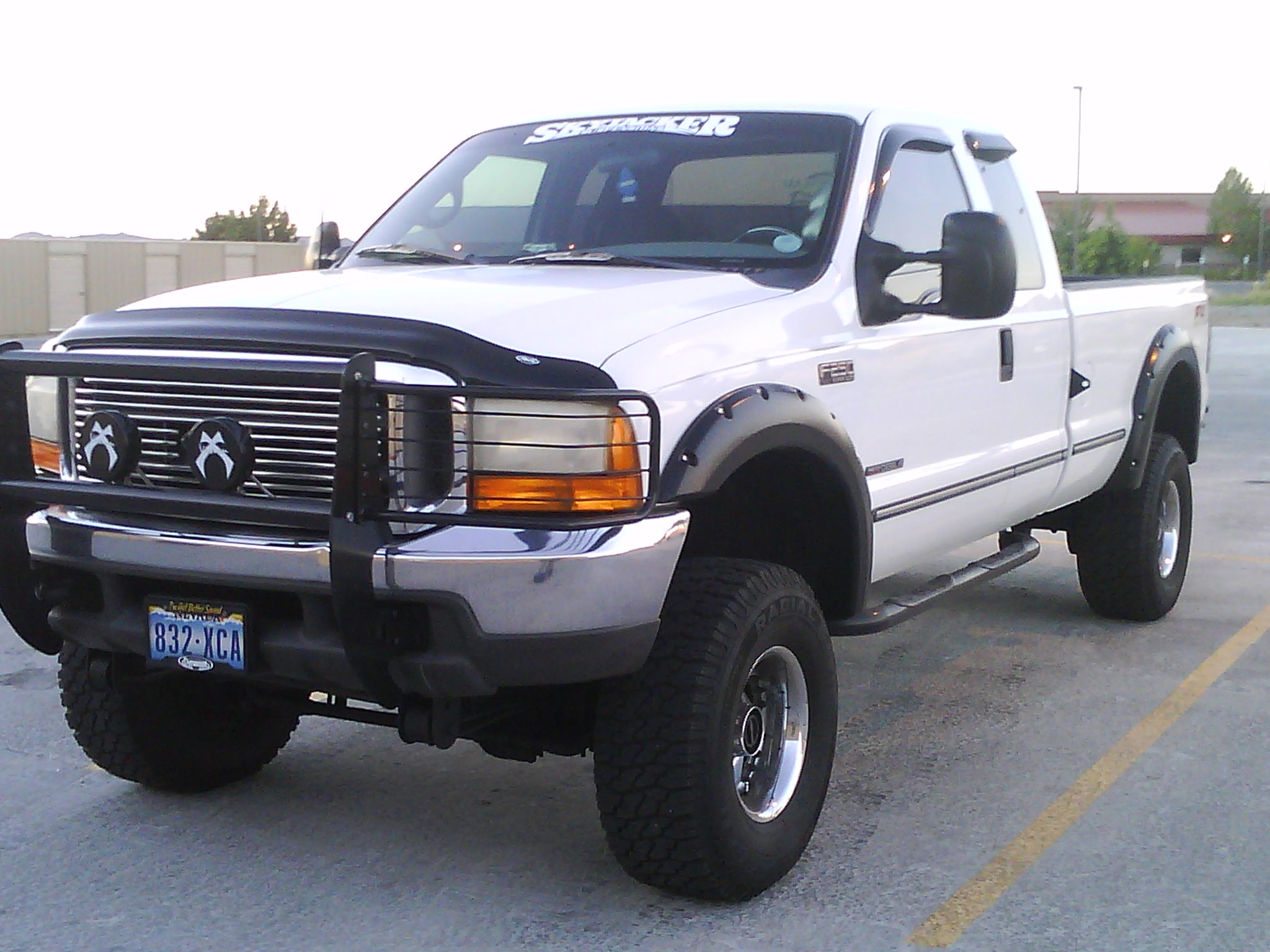 1999 Ford F-250 #19