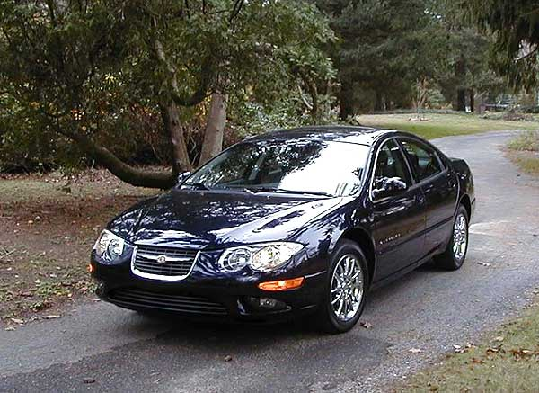 Chrysler 300m #9