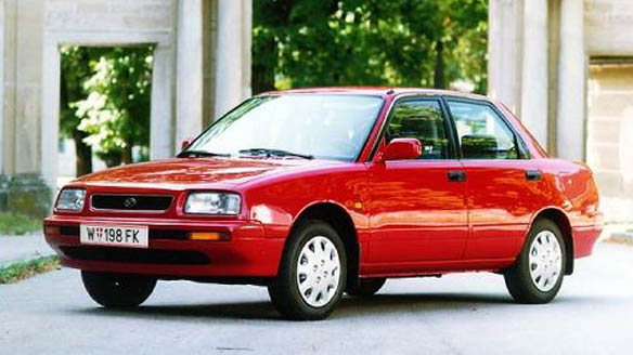 1997 Daihatsu Applause #5