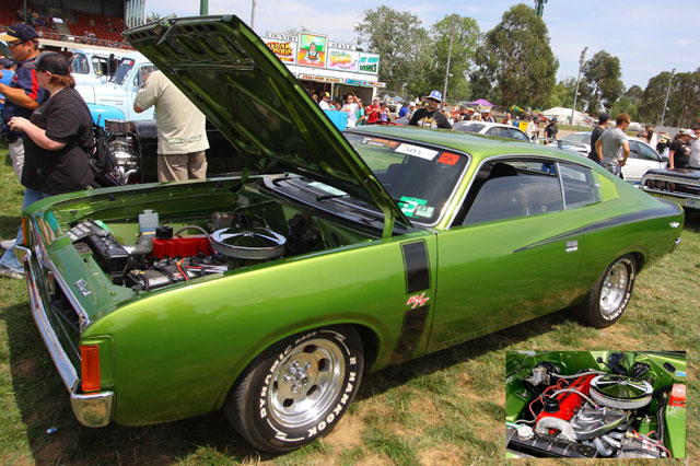 1973 Chrysler Charger #8