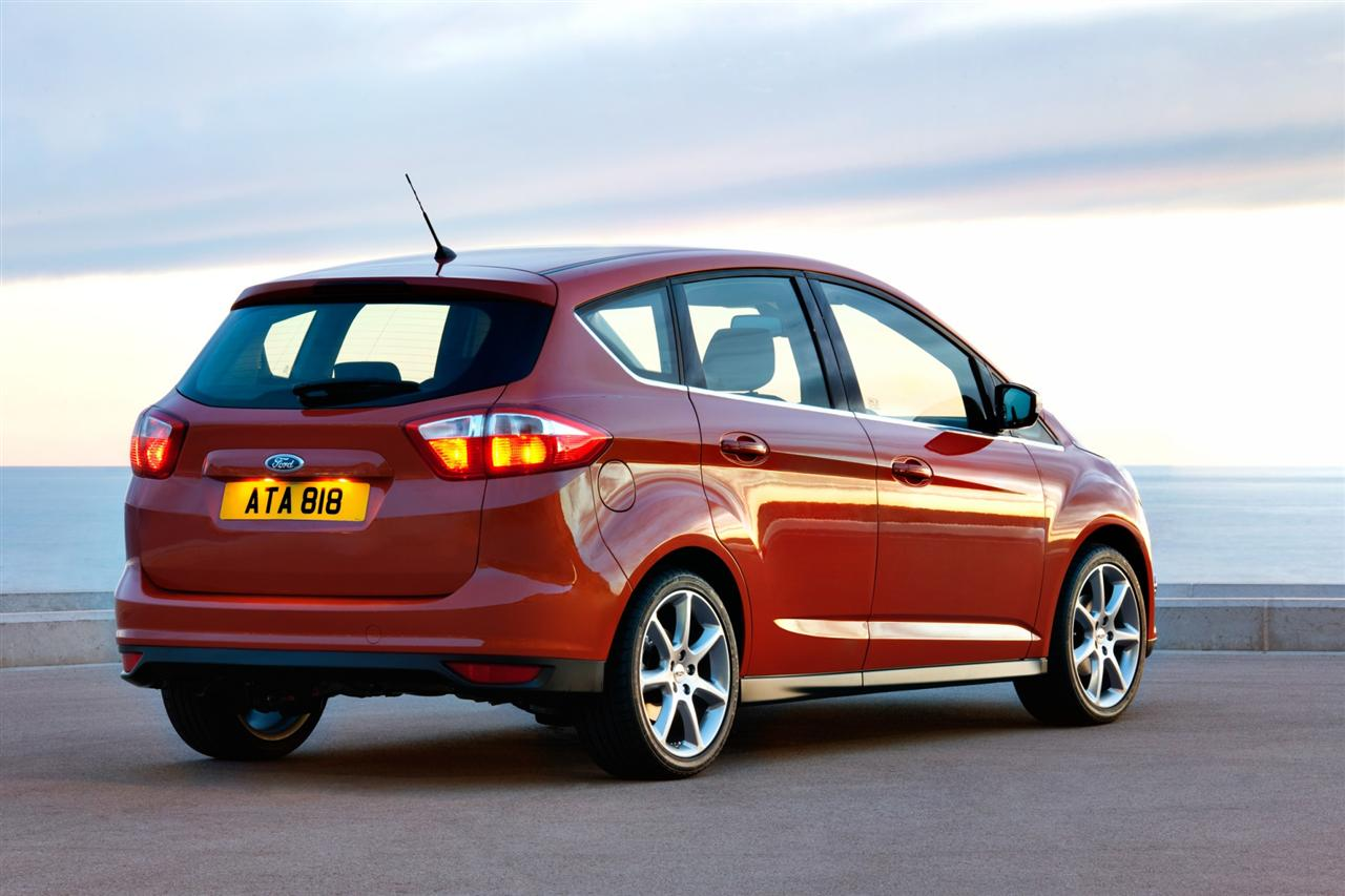 2011 Ford C-Max #2