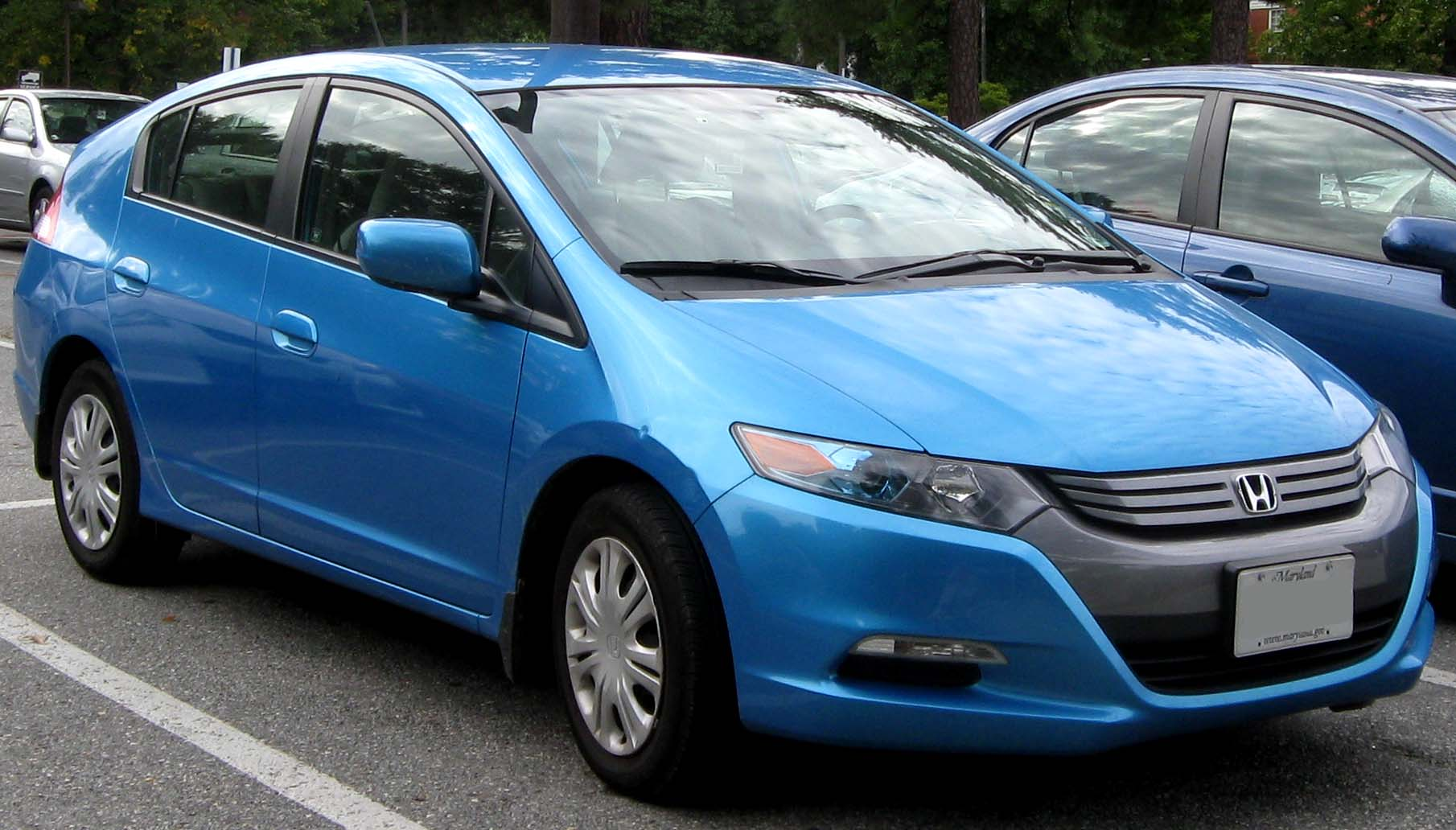 2010 Honda Insight #16