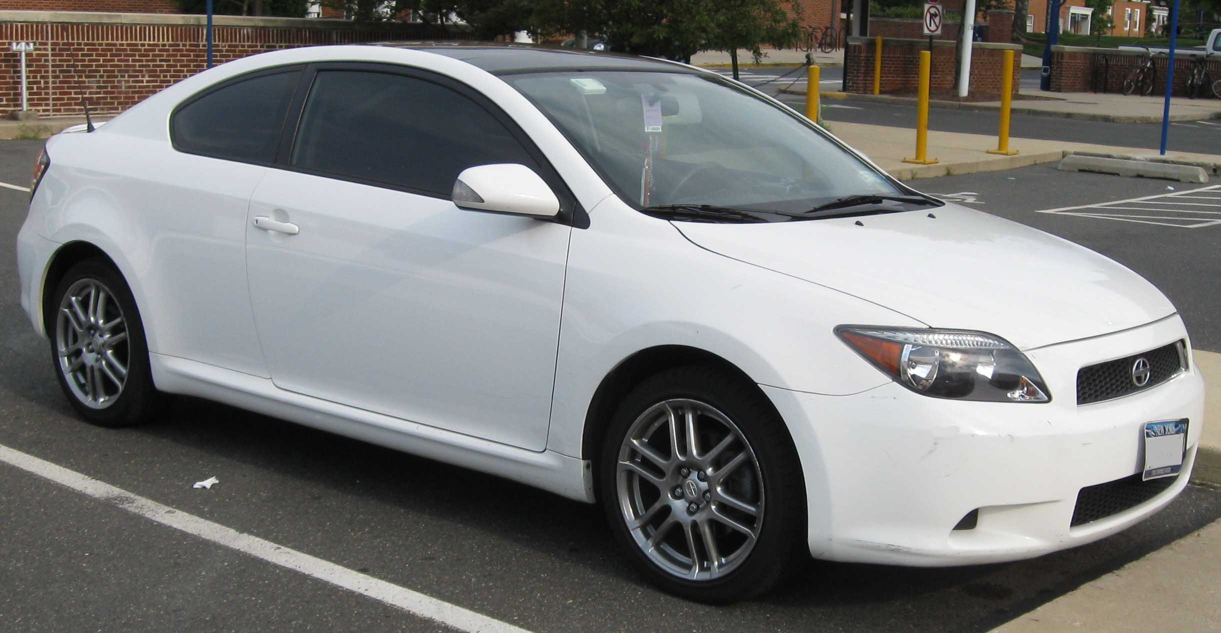 2008 Scion Tc #9