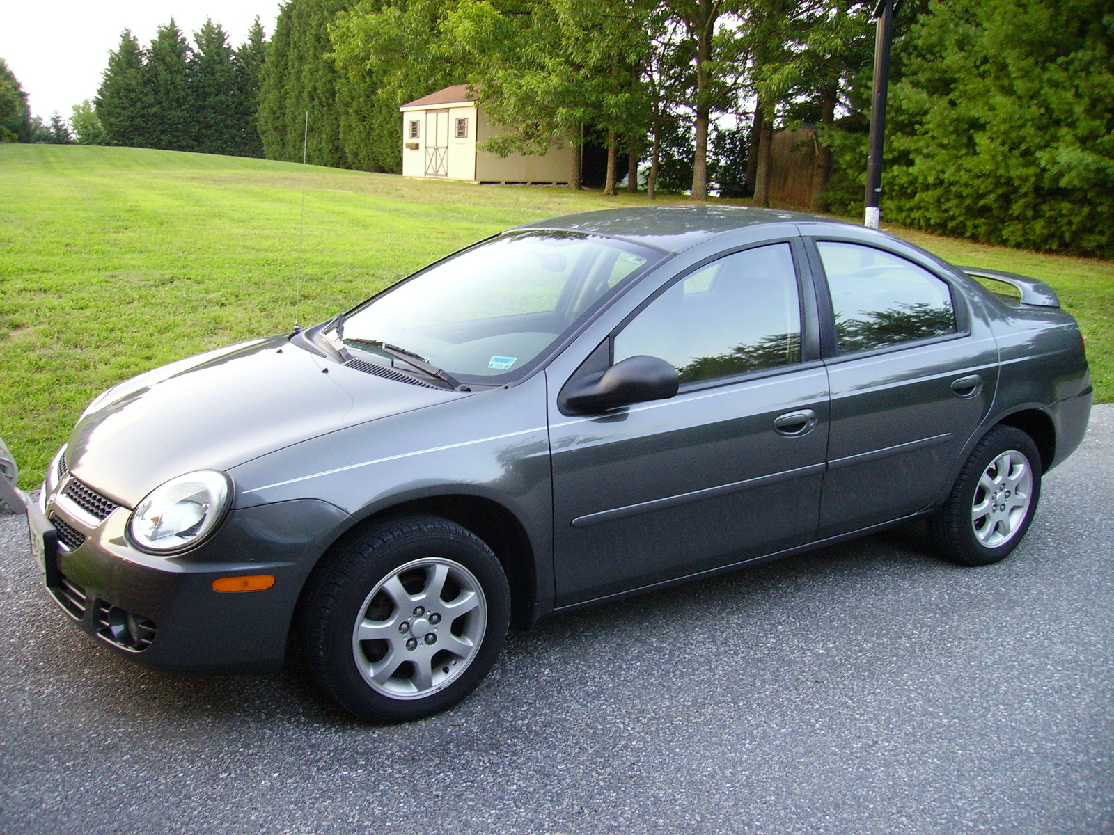 Dodge Neon Dr Sxt Sedan Pic