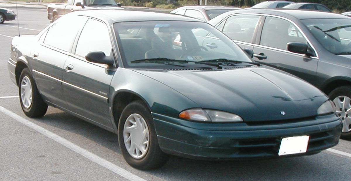 1997 Dodge Intrepid #11