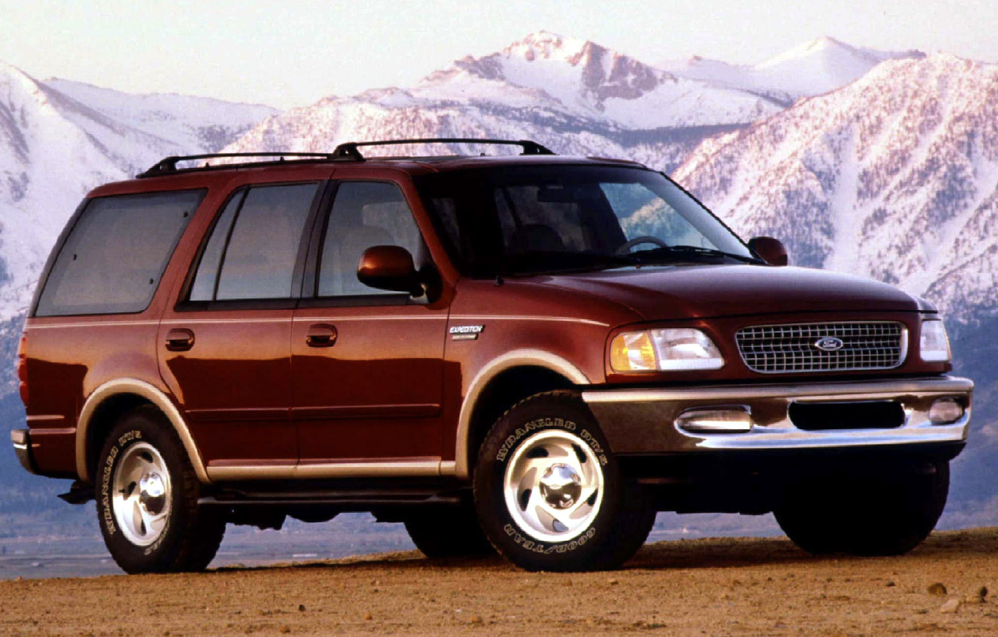 1999 Ford Expedition #7