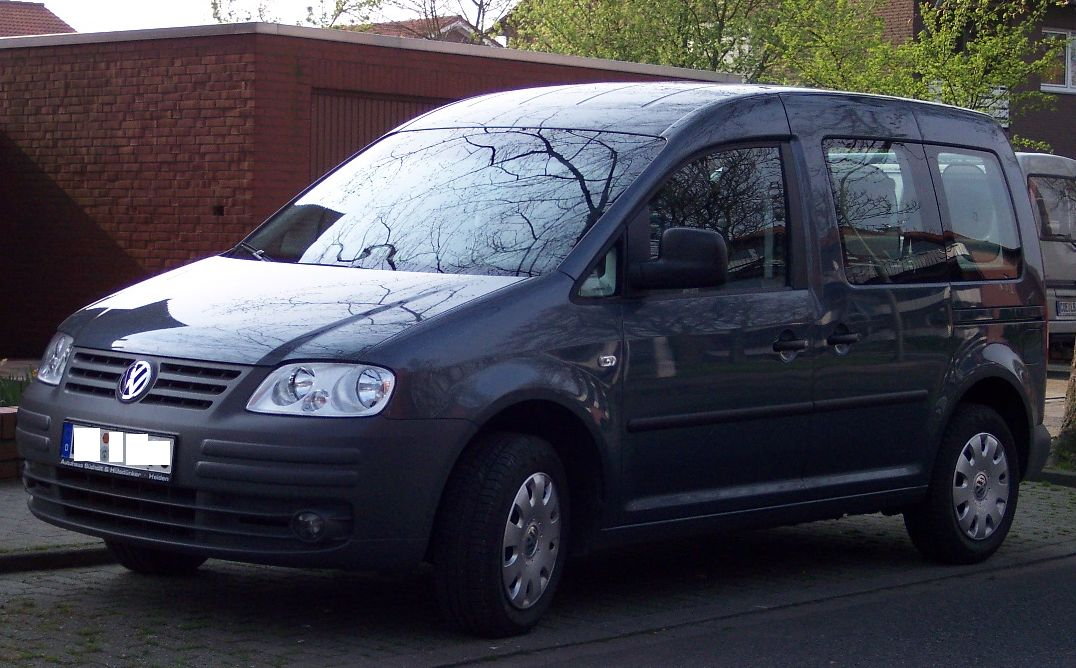 2005 Volkswagen Caddy #2