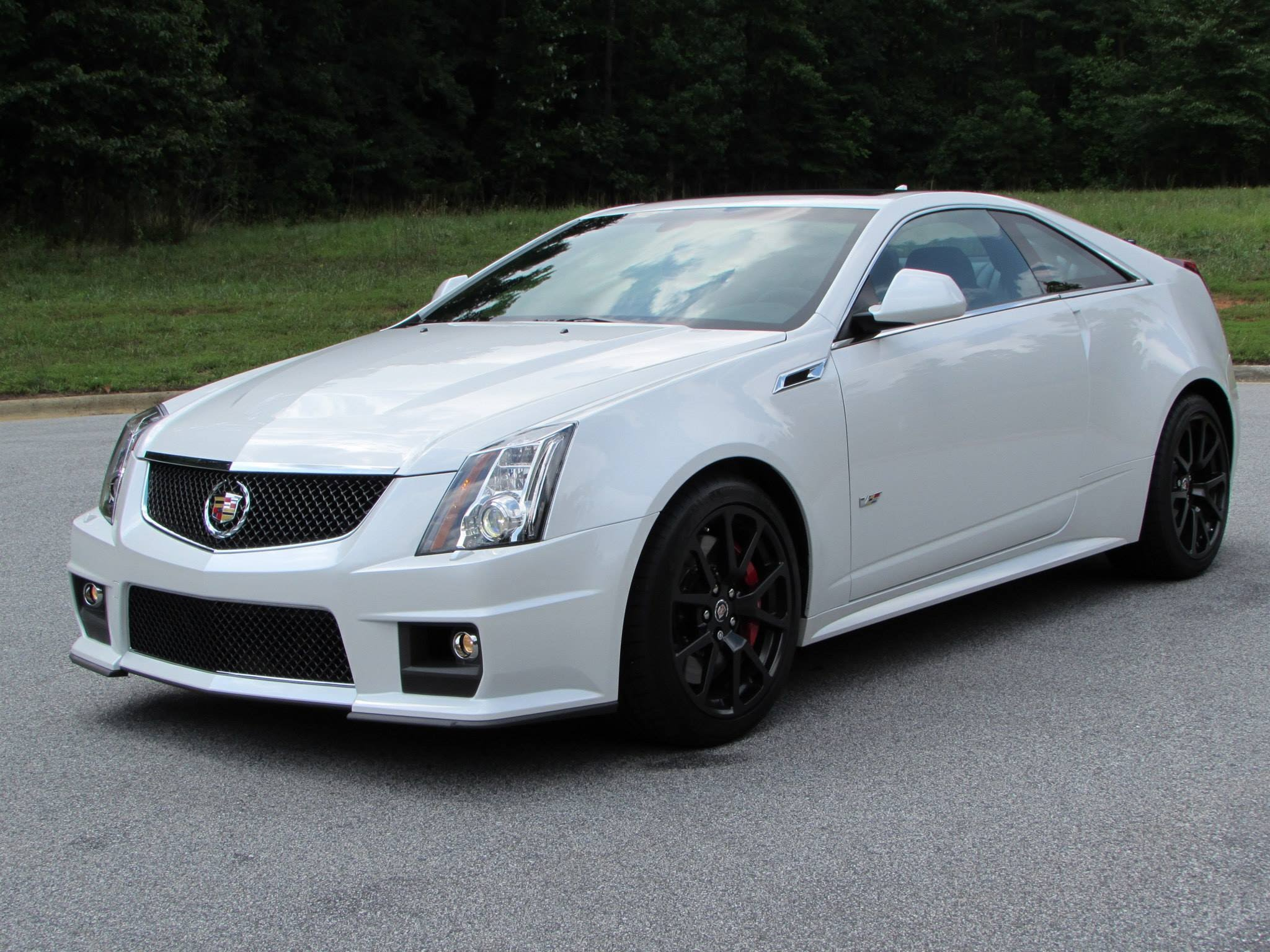 Cadillac Cts-v Coupe #4
