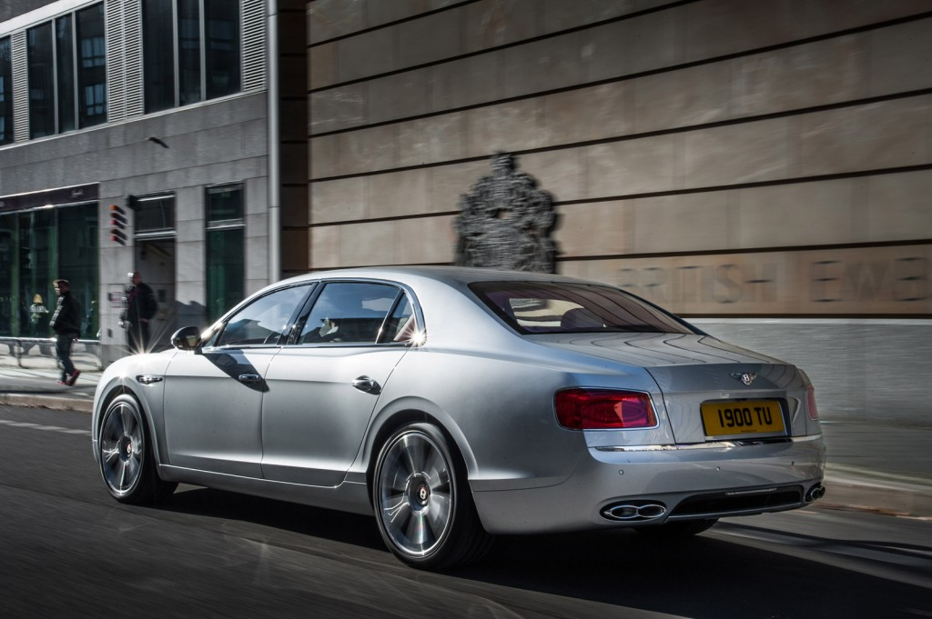 Bentley Flying Spur #7